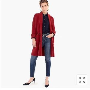 Jcrew double breasted Cardigan